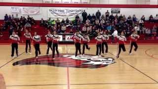 Kerman Song 3rd basketball dance 2014
