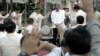 Malacañang Prayer Gathering 3/9/2015