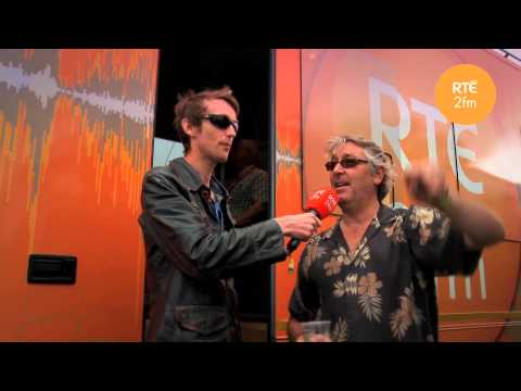 RTÉ 2fm - Behind the scenes at Electric Picnic