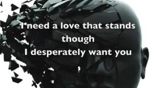 Decyfer Down- Desperate + lyrics