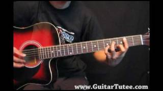 India Arie - Good Man, by www.GuitarTutee.com