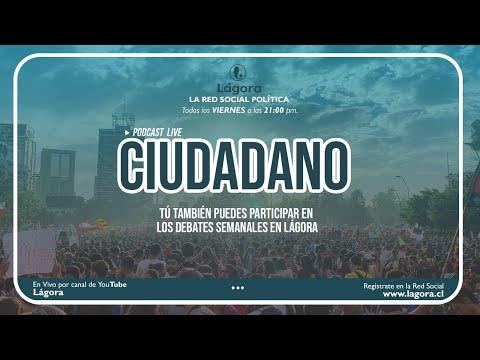 Podcast Ciudadanos Lagorianos - Programa de Gobierno Lavín - Jadue