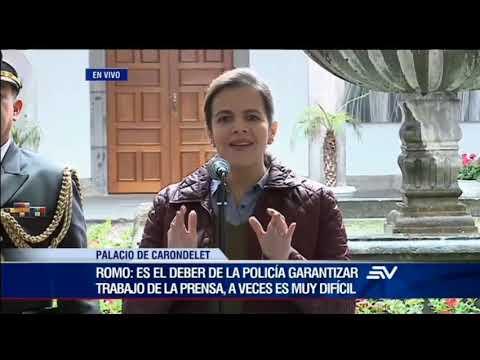 Presidente Moreno declara estado de excepción a nivel nacional por paro de transporte en Ecuador