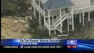 Hurricane Ike news blackout on dead bodies Bolivar Crystal B