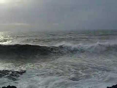 Storm Surf near Bodega Bay, CA Jan 5, 2008