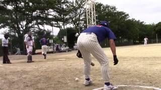 2015年8月23日(日)大森球場 ドージーズ6回表の攻撃を動画でレポート! ▷...