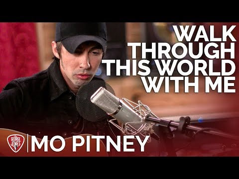 Mo Pitney - Walk Through This World With Me (Acoustic Cover) // The George Jones Sessions