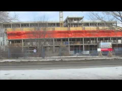 University of Calgary - New Residence
