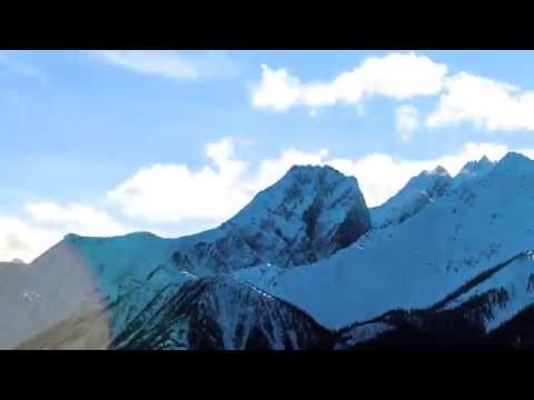 The Selkirk Mountains TImelapse