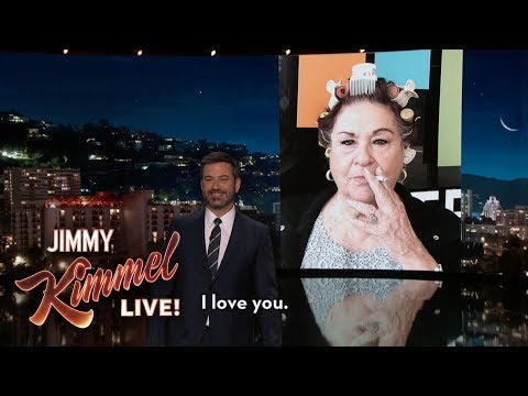 Download Youtube: Aunt Chippy's Birthday Message for Jimmy Kimmel