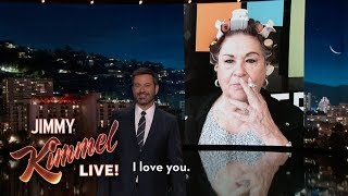failzoom.com - Aunt Chippy's Birthday Message for Jimmy Kimmel