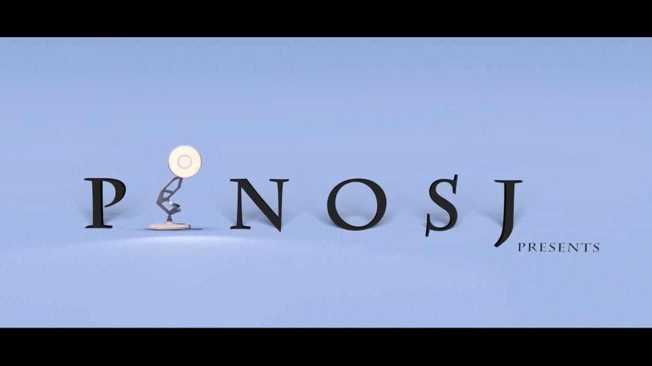 Pixar Intro Template