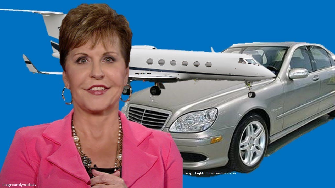 Joyce Meyer Net Worth Expensive Things Owned By American