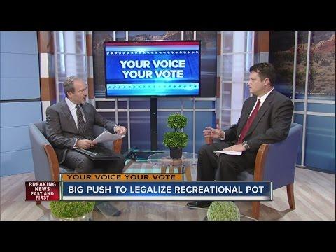 Political analyst Jon Ralston talks to Joe Brezny about legalizing marijuana in Nevada