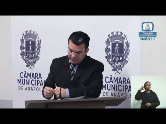 Teles Júnior apresenta moção de aplauso pelos 25 anos da Igreja Apostólica Fonte da Vida