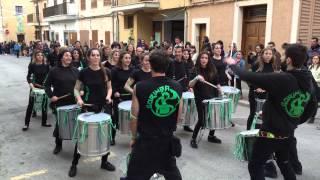 Gorimba 11/04/2015 Carabassamba'15 Muro