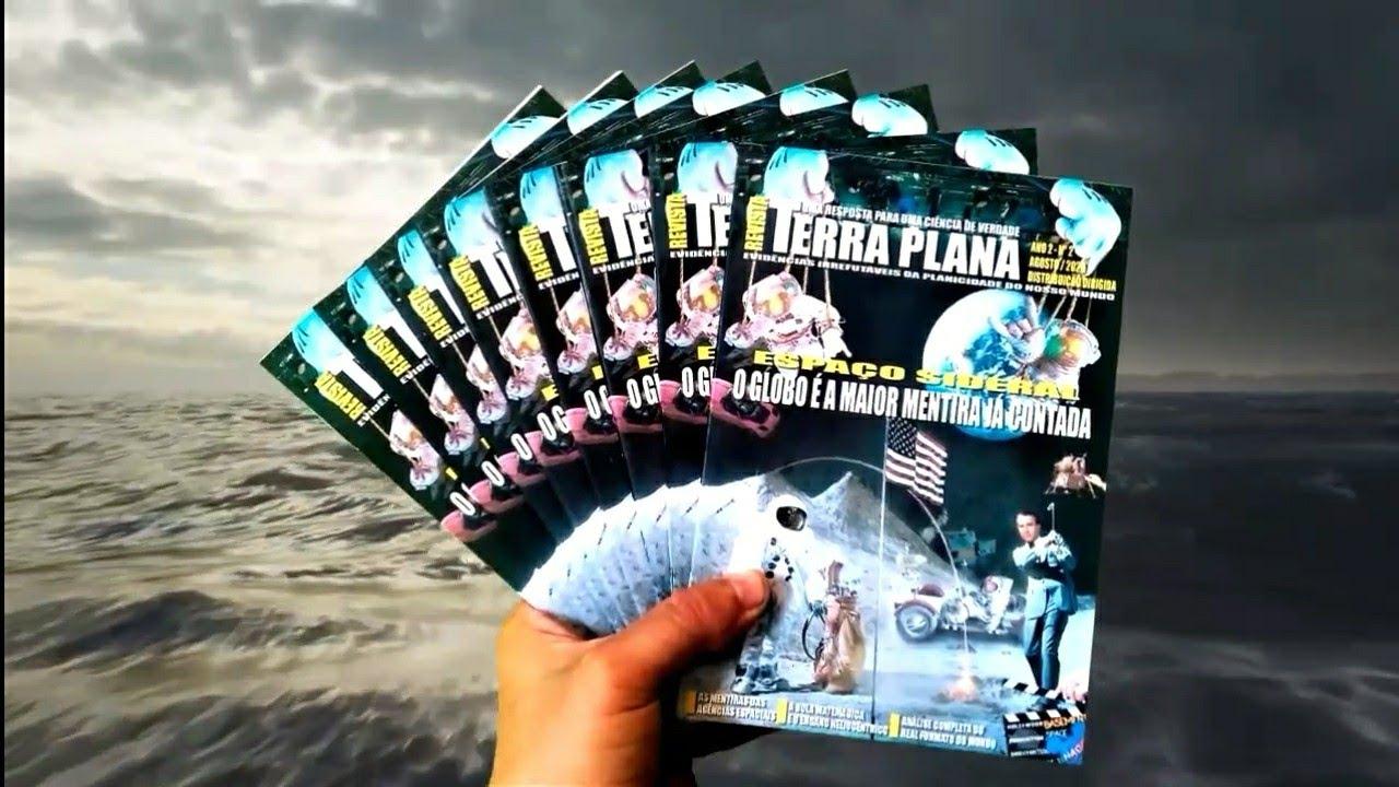 Revista Terra Plana n°02 Com a Minha Participação