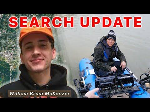 """COLD CASE UPDATE: William """"Brian"""" McKenzie Live in Jackson TN"""