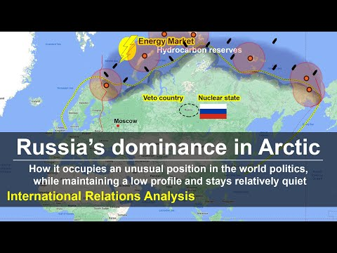 Russia's dominance in the Arctic Region | International Relations & Foreign Affairs Analysis UPSC