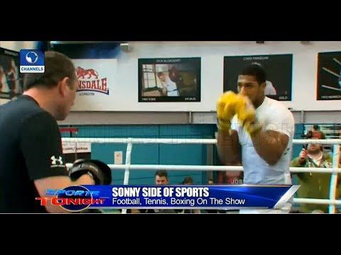 Sonny Young Favours Joshua Against Parker Ahead Of Heavyweight Bout |Sports Tonight|