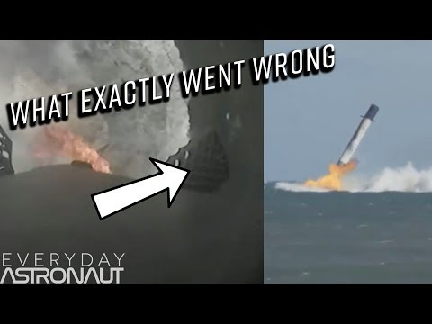 What Exactly Caused SpaceX