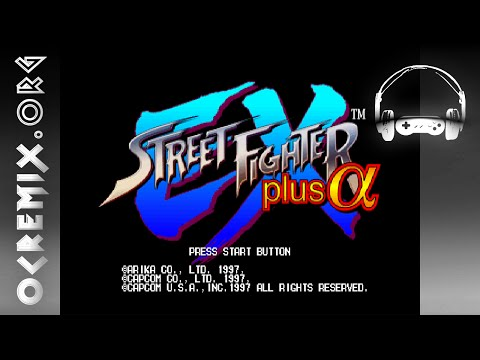 OC ReMix #698: Street Fighter EX plus α 'Pullum Summer Trance Mix 2002' [Arabesque] by Ryu7x - 동영상
