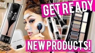 Baixar Trying NEW Makeup! 1ST IMPRESSIONS  | KAT VON D, IT, MARC JACOBS, Colour Pop