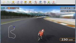 Deca Sports 2 on Dolphin SVN R 5080 - Nintendo Wii Emulator