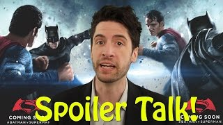 Batman v Superman: Dawn of Justice - SPOILER Talk