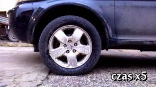 Shiny Garage Monster Wheel Cleaner -- test