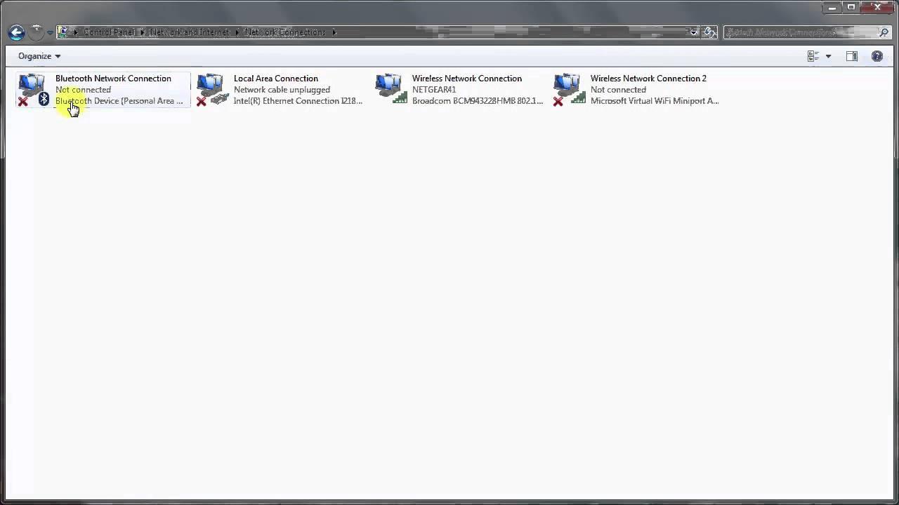 Access netgear readyshare on Windows 7 (SOLVED)