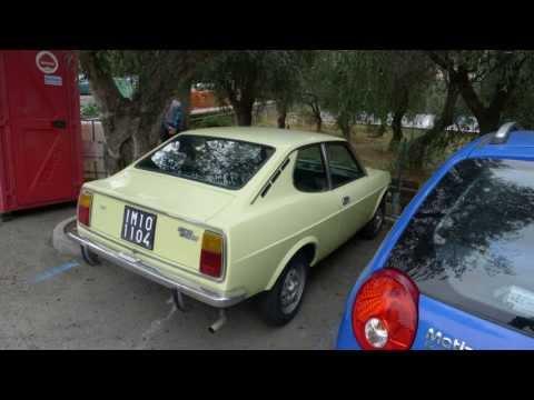RRonTV FIAT 128 SL Sport Coupe   1973 very rare model