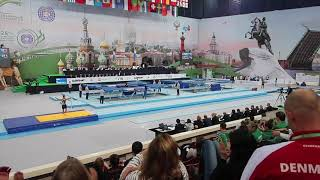 Tumbling Mens Prelims  World Championship 2018