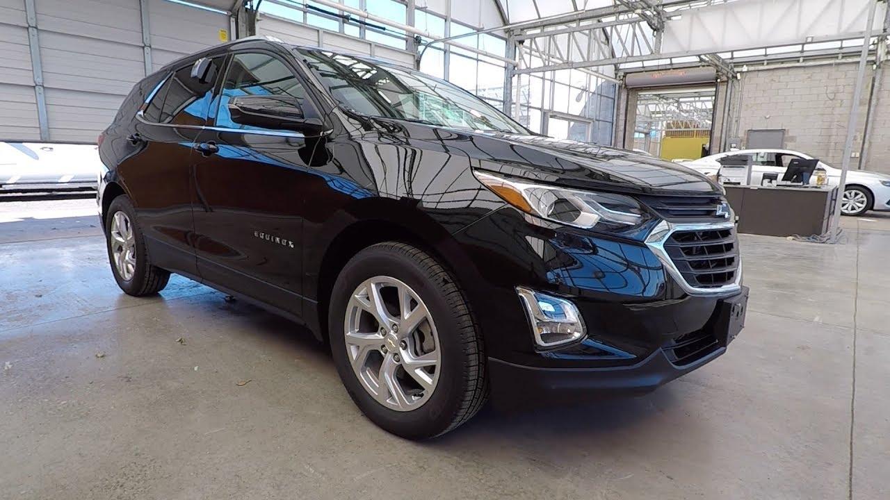 2018 Chevrolet Equinox LT - Exterior and Interior ...