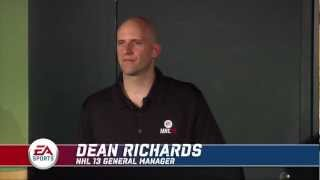 NHL 13 NEW Features Webcast Replay- Community Day