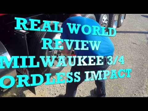 REAL WORLD REVIEW OF MILWAUKEE 2864  AKA SBDBH