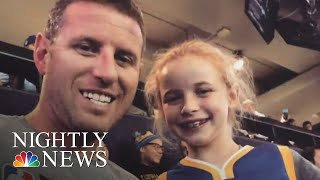 Steph Curry Resp To 9-Year-Old Asking To Have His Curry 5 Shoes In Girls' Section | NBC Nightly News