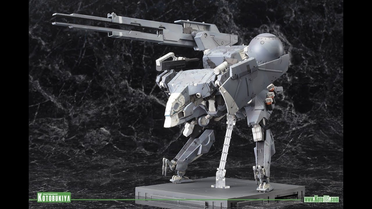 Metal Gear Sahelanthropus Figure