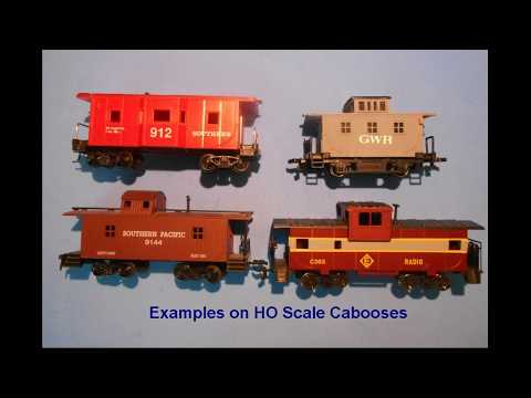 Add LED  Lighting to a HO Scale Caboose