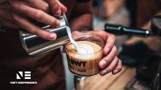 Asso Coffee  Canvas Shop Apron video