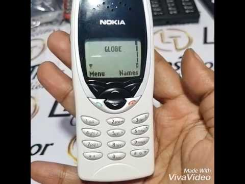 Original Nokia 8210