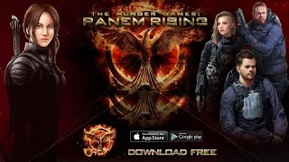 The Hunger Games: Panem Rising - Android Gameplay HD