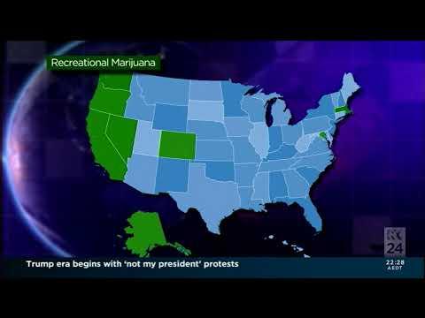 Legalizing Marijuana Use is the USA