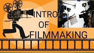 INTRO OF DIGITAL FILMMAKING. HOW TO SHOOT FILMS, ALL RULES, THEORIES, (HINDI)