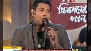 Sojoni Ami Tomay Vulini    Protik Hasan   New Live