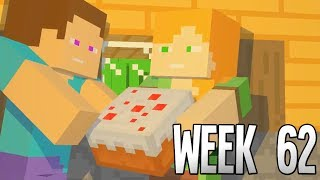 Thanksgiving! - Week 62 - Minecraft Animation Compilation