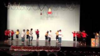 A Tooty Ta Ta with Lyrics - Popular Kids Group Dance Song by EFlashApps