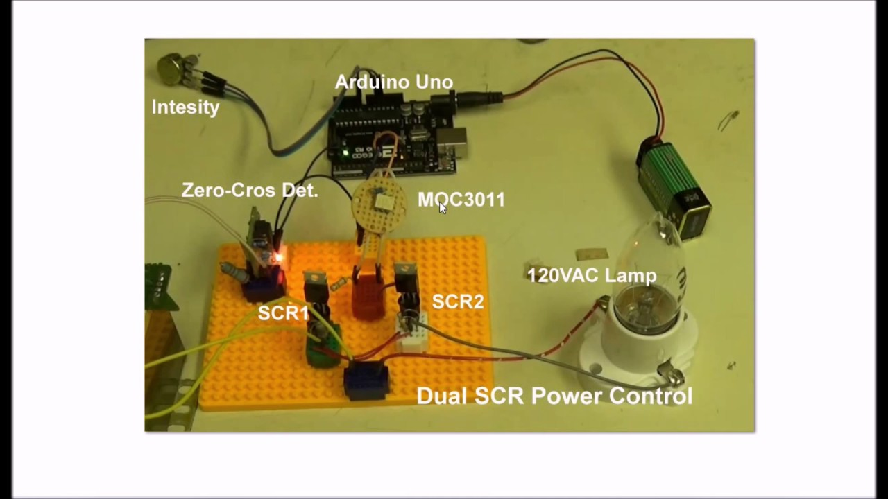 the basics of scrs hackadayThe Heart Of The Scr Power Controller Is The Scr Silicon Controlled #10