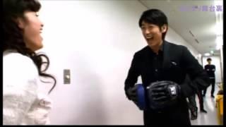 【Dean Fujioka Express】ディーン藤岡さん中国武術「響剣」を披露する ...
