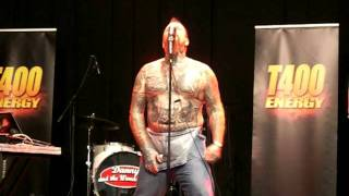 Ski King @ Tattoo Convention Kiel 2011 - Ace of Spades